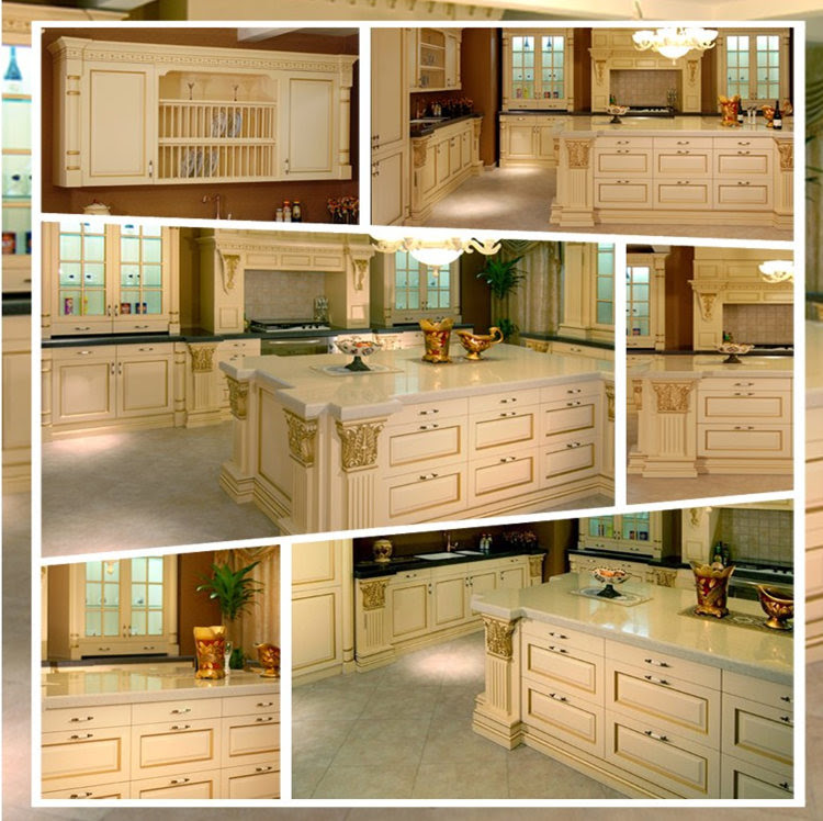 Unfinished Kitchen Cabinets Wholesale With Solid Wood ...