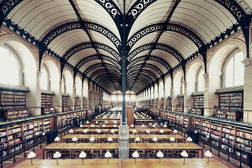 http://www.boredpanda.com/house-of-books-majestic-photos-of-libraries-around-the-world-by-franck-bohbot/