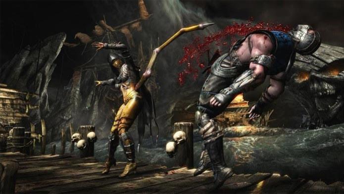 Mortal Kombat X é o próximo título da série, e promete agradar os fãs da franquia (Foto: Reprodução)