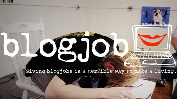 Blogjob | Giving blogjobs is a terrible way to make a living