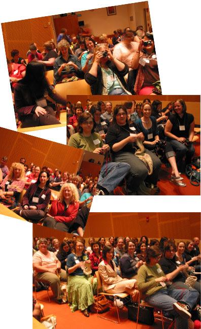 Boston Audience