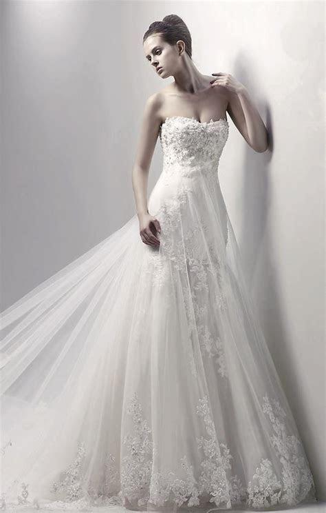 Enzoani Blue By Enzoani Charleston Wedding Dress   Tradesy
