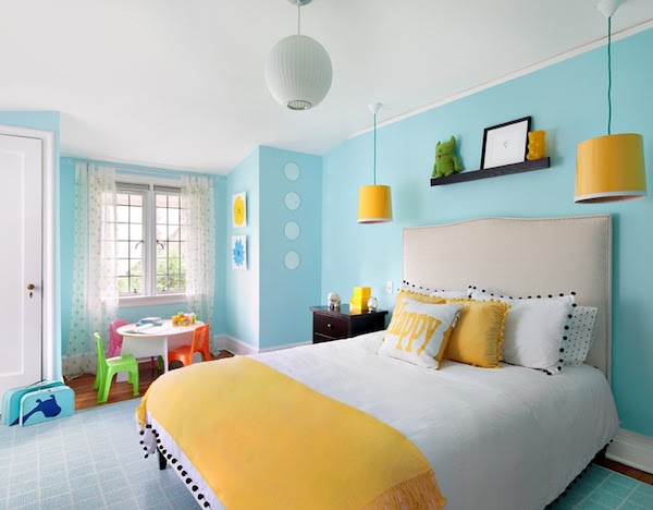 Updating Your Child's Room With Inspiring Color