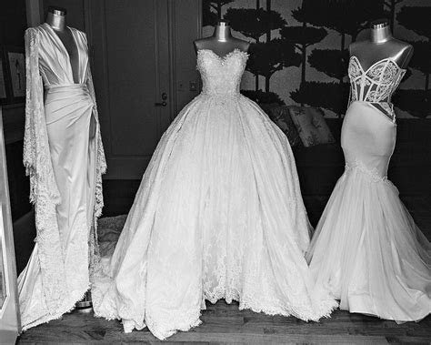 Lilly Ghalichi ? Official Website » Meet My Wedding Dresses!!