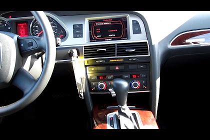 2008 Audi A6 32 Quattro Interior