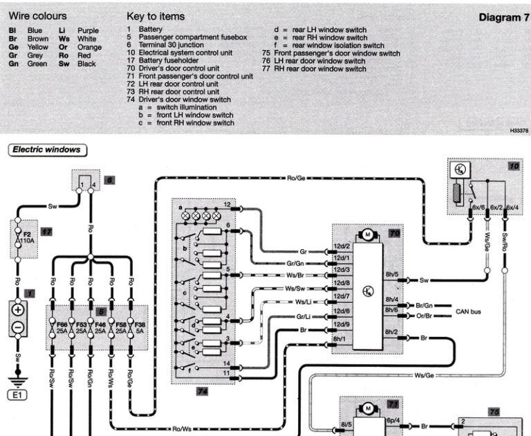 1969 Plymouth Wiring Schematic