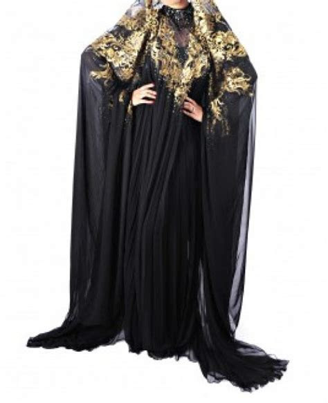 Hooded Designs for Abayas   HijabiWorld