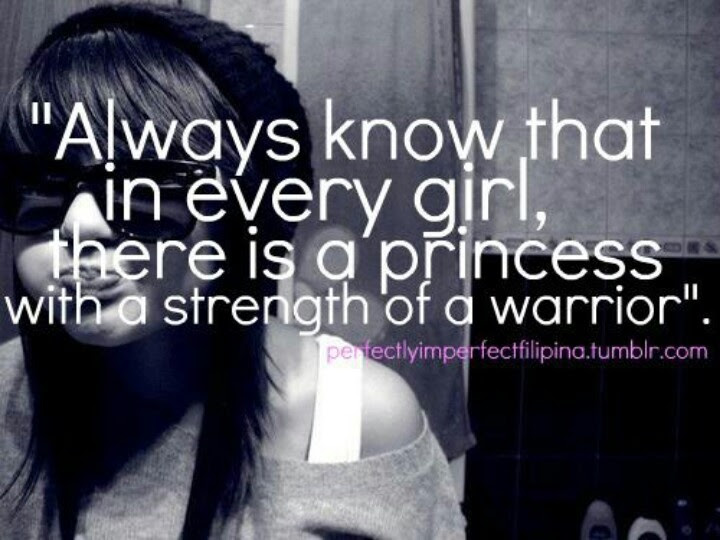 Quotes About Strong Girl 59 Quotes