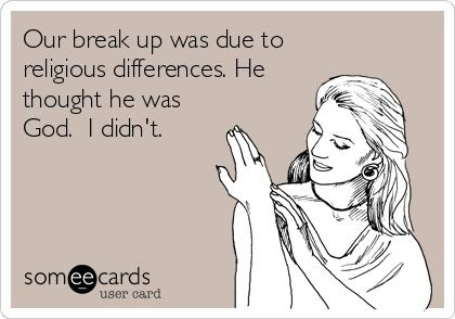 BREAKUP JOKES - FUNNY RELATIONSHIPS