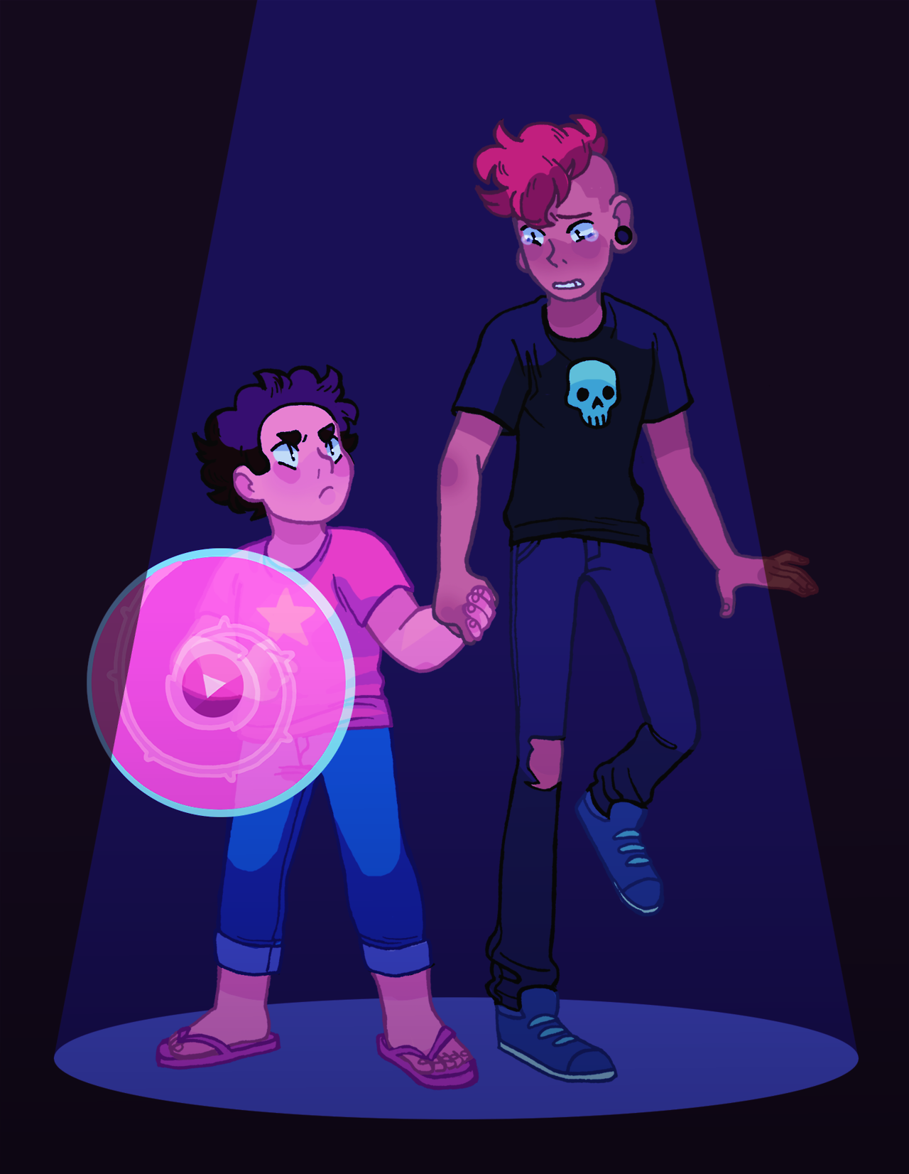 can't wait for Steven and Lars to save the world