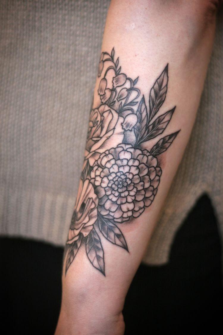 Frau tattoo pusteblume unterarm Pusteblume Tattoo
