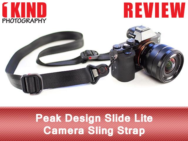 Review Peak Design Slide LITE Camera Sling Strap