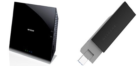 Netgear adds R6200 router and A6200 USB adapter to its 802.11ac family