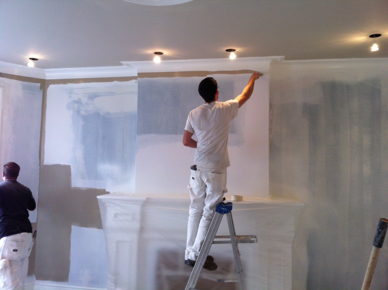 Quelles Sont Les Différences Entre La Peinture Au Latex Et La