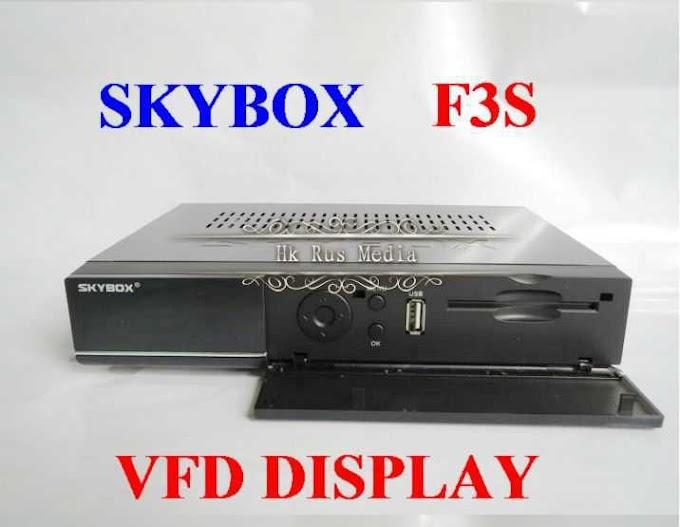 SKYBOX F3S/F5S - ATUALIZAÇÃO 26/11/2013