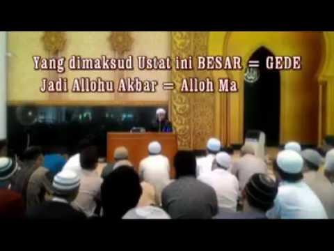 BUKTI Umat Wahabi YAHUDIKAN Aqidah Umat Islam