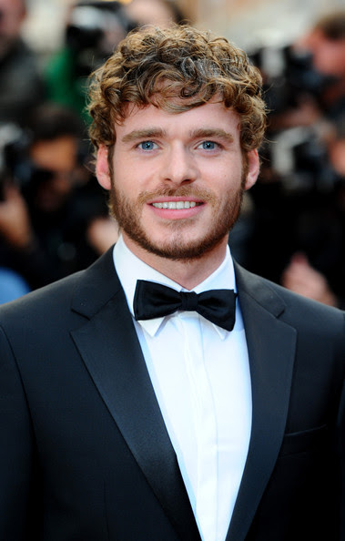 Richard Madden attends the GQ Men of the Year awards at The Royal Opera House on September 2, 2014 in London, England.
