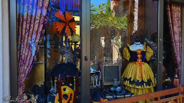 Disney California Adventure, Twilight Zone Tower of Terror, Halloween Time
