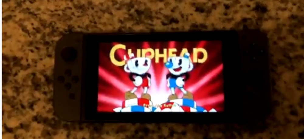 The developer of that PC to Switch streaming app got Cuphead running on it screenshot
