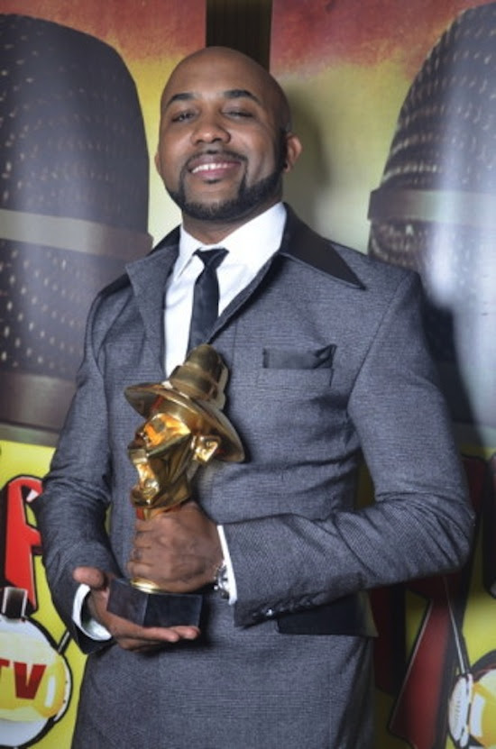 The Headies 2013 Banky W Photos: Olamide Dominates 2013 HEADIES Awards With 3 Wins + Full List of All Winners