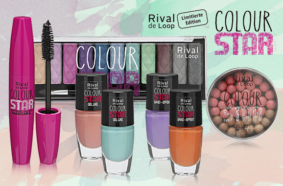 "Rival de Loop Limited Edition ""Colour Star"""