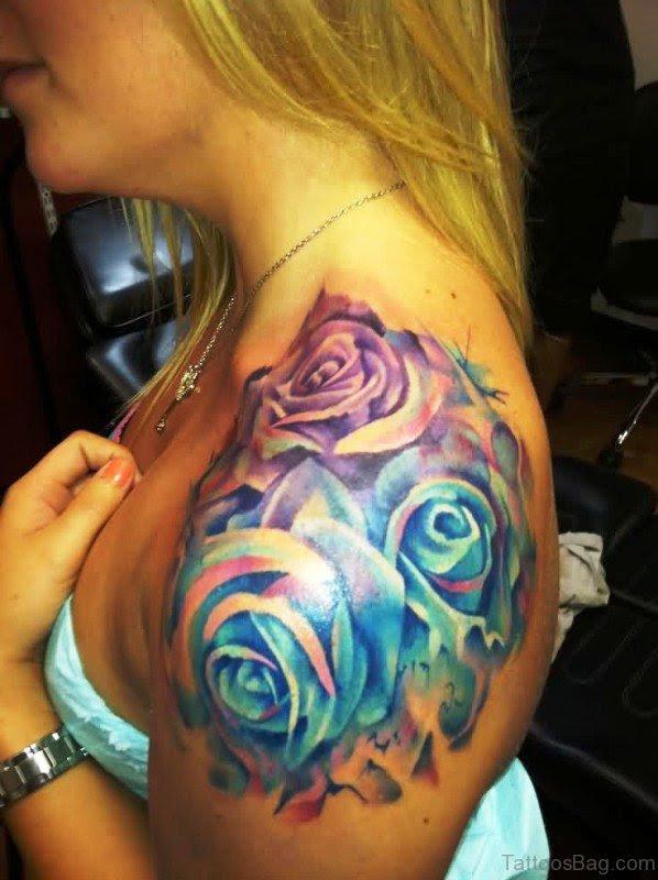 100 Most Wonderful Big Tattoos On Shoulder