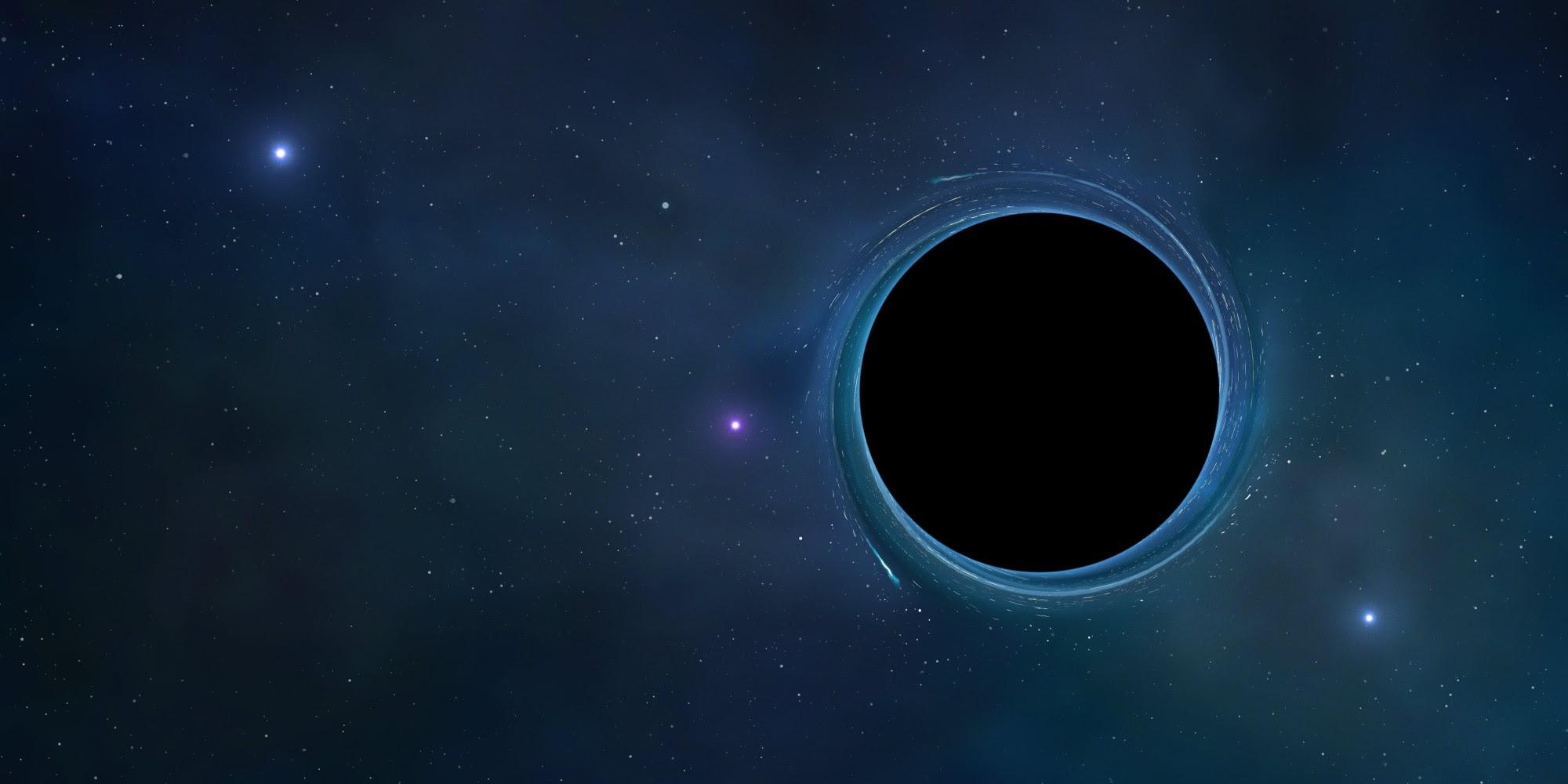 'Black Holes' In Ocean Exist, Scientists Say