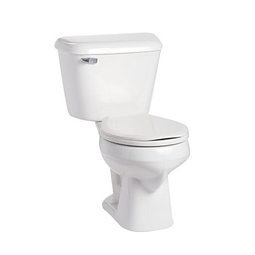 Mansfield Alto Round Bowl Toilet 14 Rough In 130 125 Central