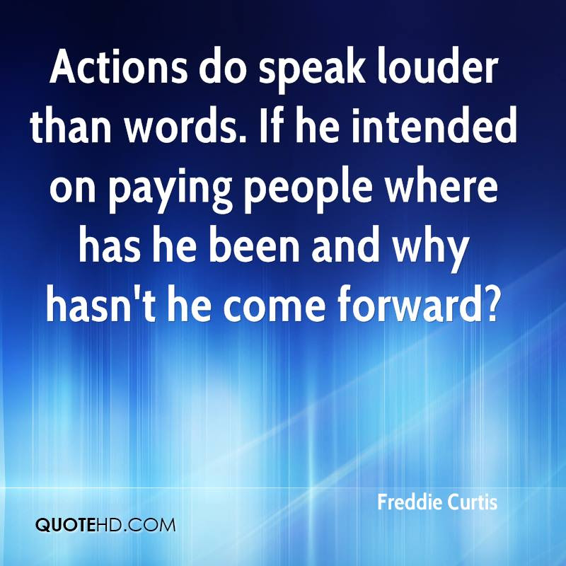 Freddie Curtis Quotes Quotehd
