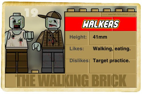 Slightly Inappropriate Lego #19 : Walkers (2)