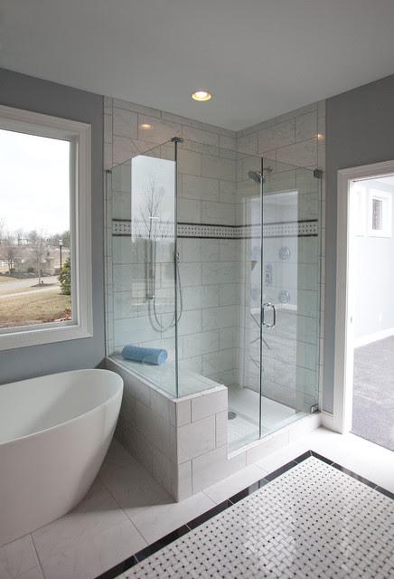 Upscale master Bath Ideas - Traditional - Bathroom ...