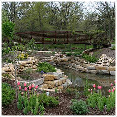 Overland Park, KS : Overland Park Arboretum