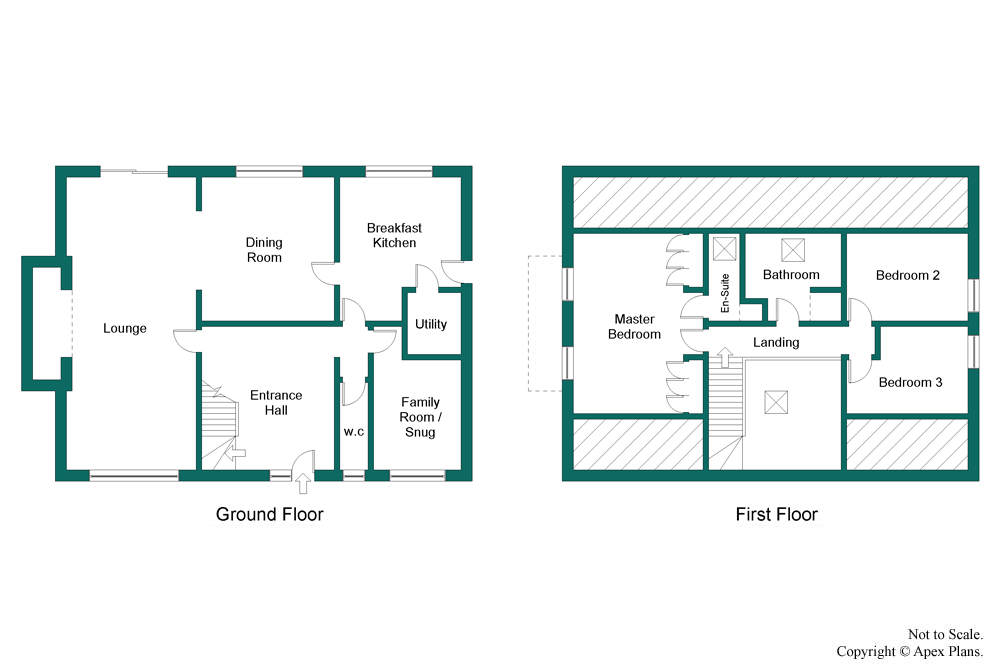 Salon Floor Plan | Joy Studio Design Gallery - Best Design