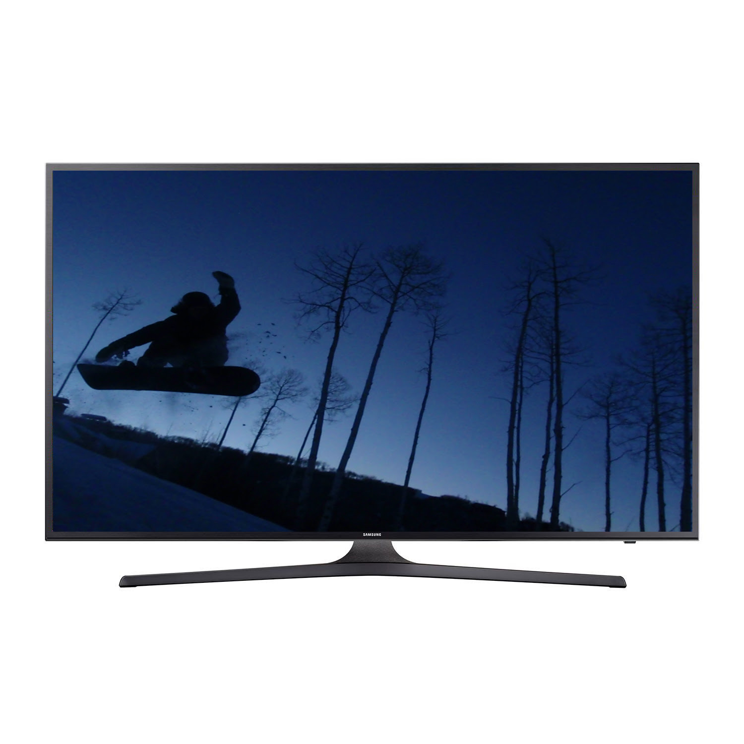 Refurbished Samsung 55. 4K Ultra Hd Smart Led Hdtv W\/ Wifi-UN55KU630DFXZA