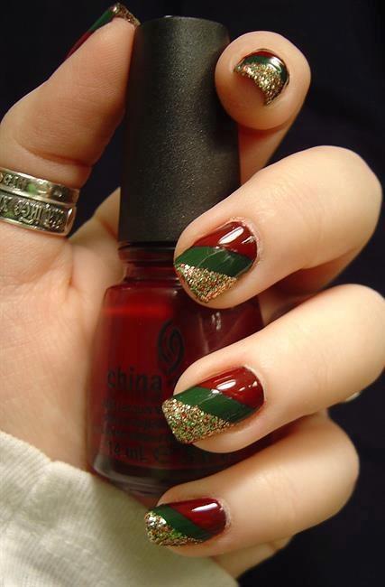 smilesfortheheart:  nails | Tumblr en @weheartit.com - http://whrt.it/UNtZXH