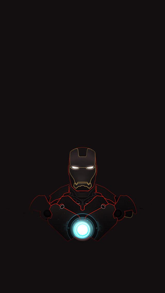 Zendha Iron Man Iphone Wallpaper