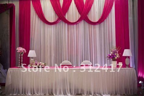 1000  images about Background & headtable setup on Pinterest