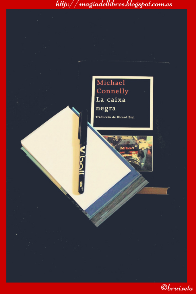 La Caixa Negre de Michael Connelly