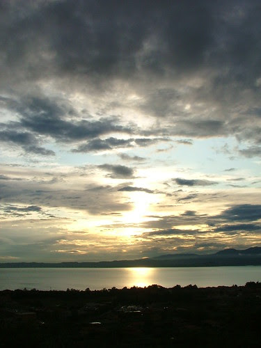 sunset 16 settembre 2009