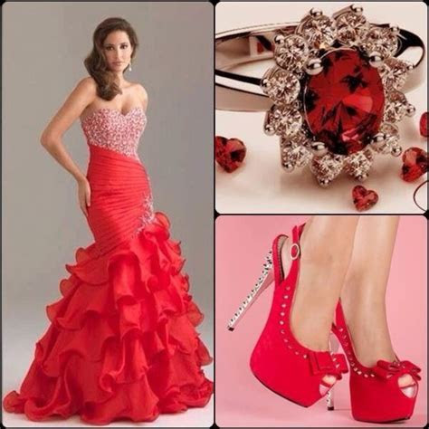 dress, red, prom dress, mermaid prom dress, mermaid
