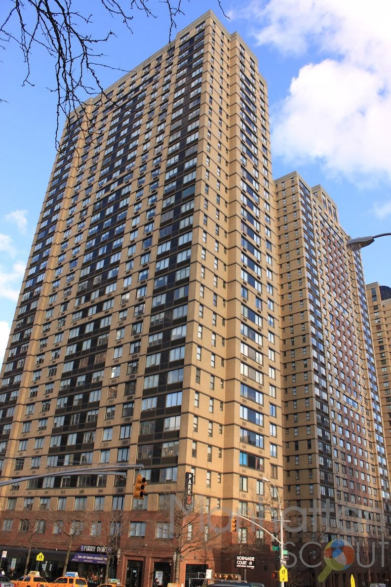 Normandie Court at 225 East 95th Street in Upper East Side ...
