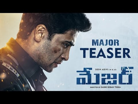 Major Telugu Movie Teaser