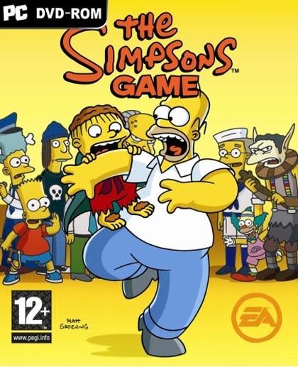 The Simpsons Game (2007/MULTi2/RePack) Free Download ...
