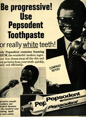 be progressive use pepsodent