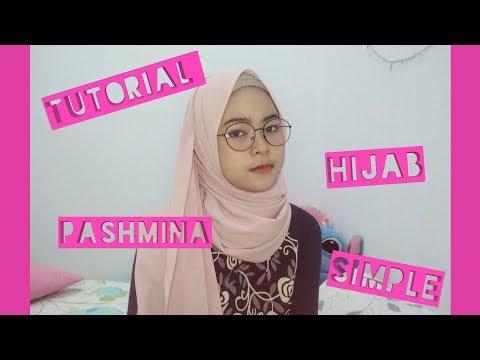 VIDEO : tutorial hijab pashmina simple tanpa ciput ninja   dewi pertiwi - hallo guys minta dukungannya buat channel youtube baru aku yaa semoga kontennya bermanfaat untuk kalian semua  ... ...