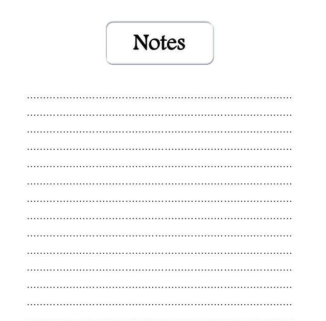 اطارات ورق مسطر جاهز للطباعة Wilkee