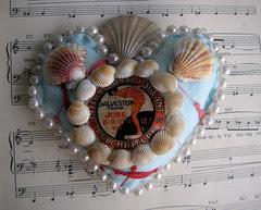 Sea Pageant Seashell!