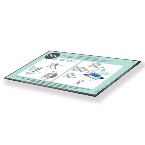 Sizzix - Precision Base Plate for Wafer-Thin Dies
