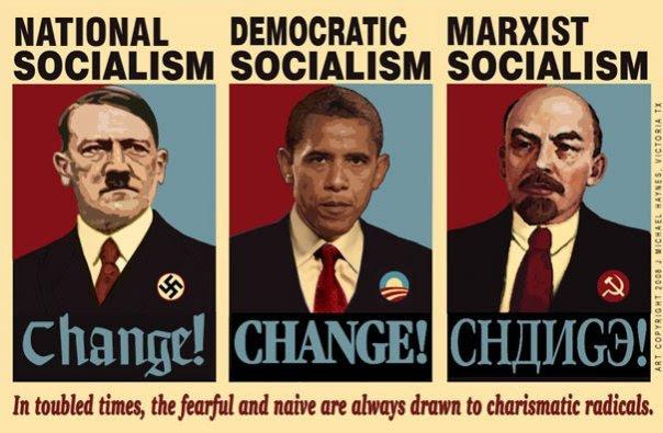 Resultado de imagen para propaganda nazi Obama