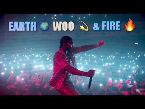 Pop Smoke - Earth Woo & Fire
